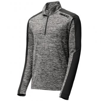 GEICO Men's Colorblock 1/4 Zip
