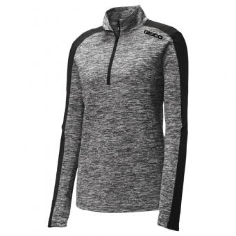 GEICO Women's Colorblock 1/4 Zip