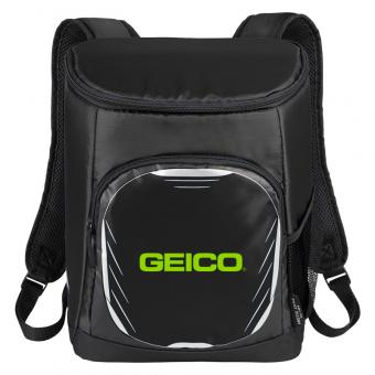 GEICO Arctic Zone® Cooler Backpack - Black