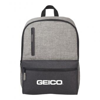 "GEICO Reclaim Recycled 15"" Computer Backpack"