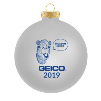 GEICO 2019 Holiday Ornament