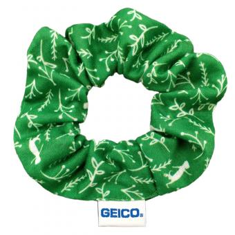 GEICO Holiday Scrunchie