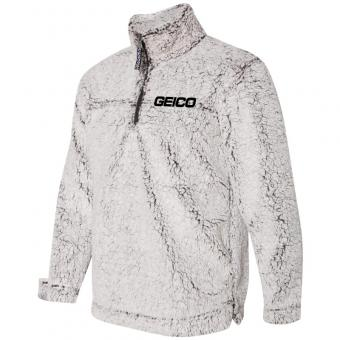 GEICO Sherpa Fleece 1/4 Zip