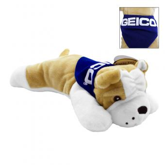 GEICO Plush Bulldog