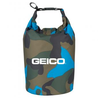 GEICO Camo Waterproof Dry Bag