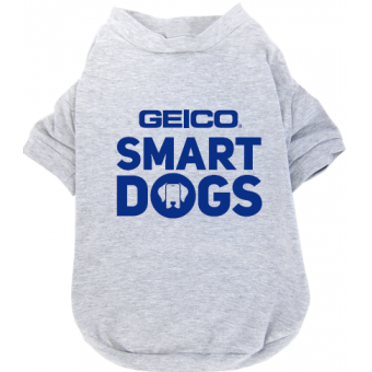 SMARTDOGS Dog T-shirt - Royal