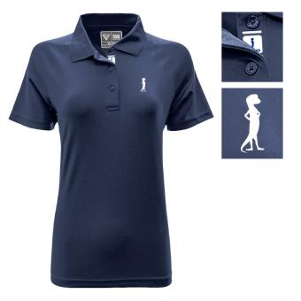 GEICO Womens Polo - Navy