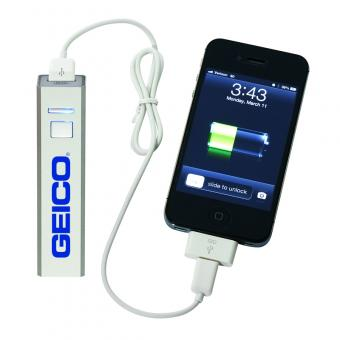 GEICO UL Listed Portable Charger