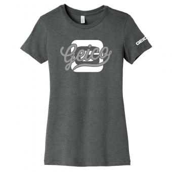 GEICO Women's Ring Spun Tee - Heather Grey