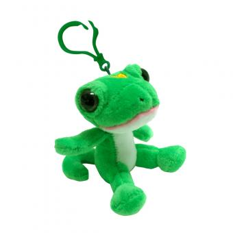 GEICO Gecko 3 inch Plush Key Ring