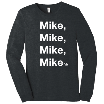 GEICO Mike Mike Mike sweatshirt - Grey