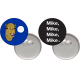 GEICO Camel & Mike Button 1 Round Pins