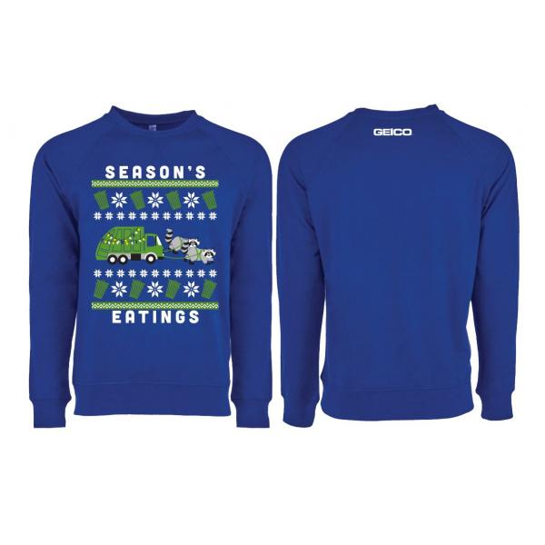 GEICO 2020 Ugly Holiday Sweater