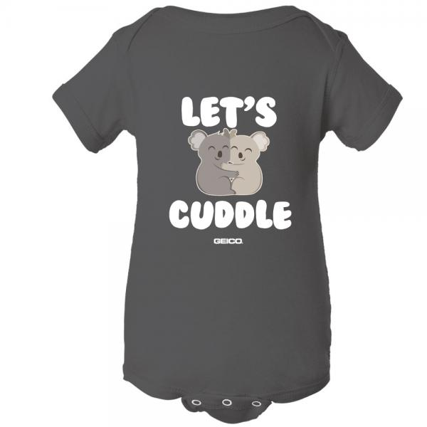 GEICO Let's Cuddle Baby Onesie